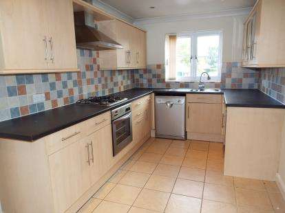 4 Bedrooms Detached House for sale in The Cloisters, Eye, Peterborough, Cambridgeshire