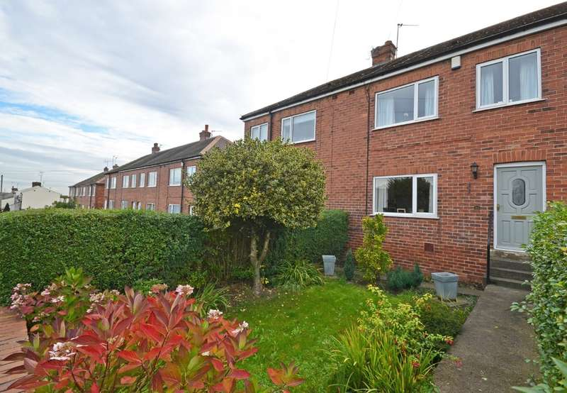 2 Bedrooms Terraced House for sale in Brandy Carr Road, Kirkhamgate, Wakefield