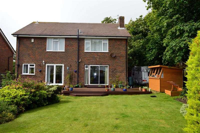 4 Bedrooms Property for sale in Kingston Green, Seaford, East Sussex