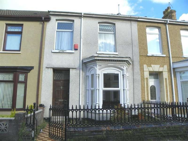 3 Bedrooms Property for sale in Coldstream Street, Llanelli