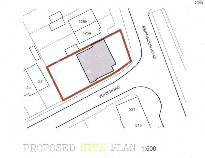 4 Bedrooms Land Commercial for sale in Ashingdon Road, Rochford