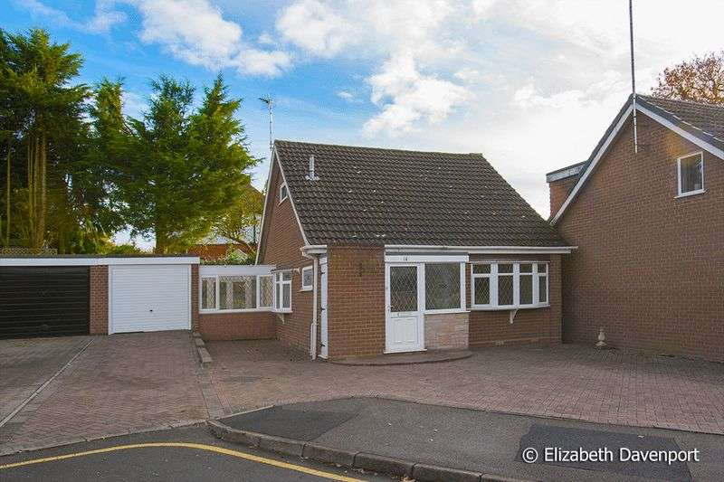 3 Bedrooms Detached House for sale in Glovers Close, Meriden