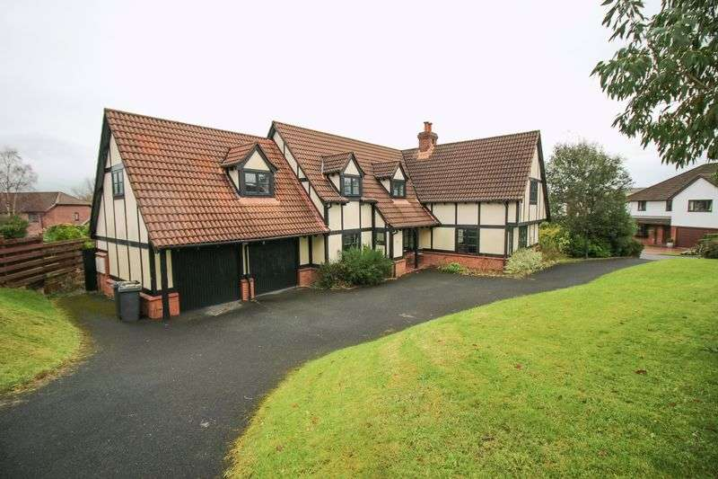 5 Bedrooms Detached House for sale in Ravenswood, 27 Farmhill Park, Farmhill, Douglas, IM2 2EE