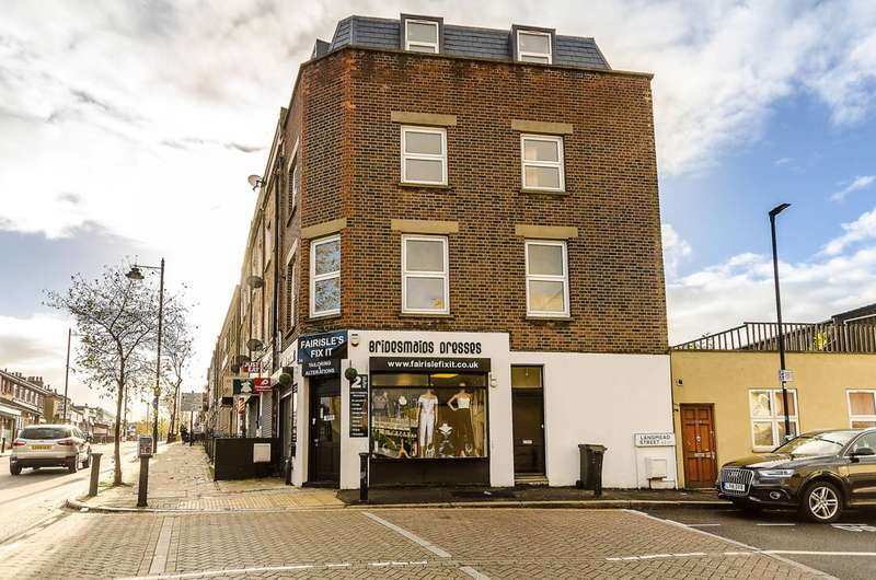 1 Bedroom Flat for sale in Norwood High Street, West Norwood, SE27