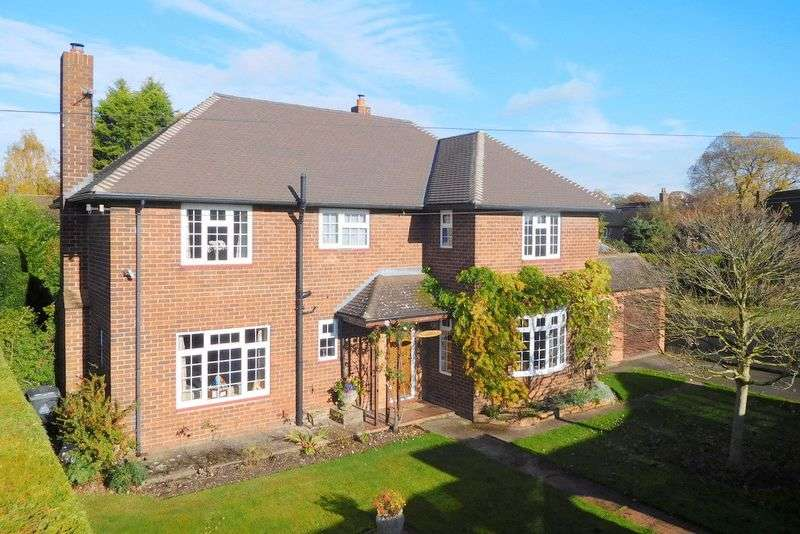 4 Bedrooms Detached House for sale in Ottley Way, Buntingsdale, Market Drayton