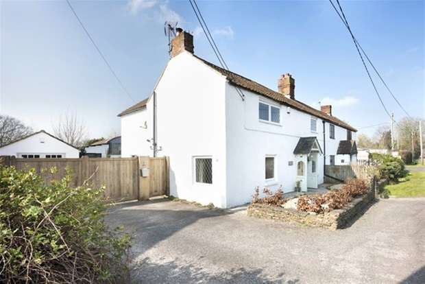 4 Bedrooms Semi Detached House for sale in Marsh Road, Standerwick, Frome