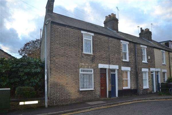 2 Bedrooms End Of Terrace House for sale in Hooper Street, Cambridge