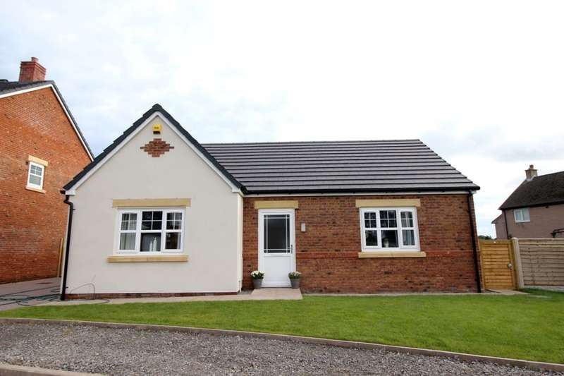 2 Bedrooms Detached Bungalow for sale in Harvest Park, Silloth, Wigton, CA7