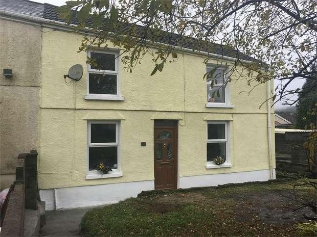 3 Bedrooms Semi Detached House for sale in Alma Road, Maesteg, Maesteg, Mid Glamorga
