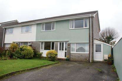 4 Bedrooms Semi Detached House for sale in Dobwalls, Liskeard, Cornwall