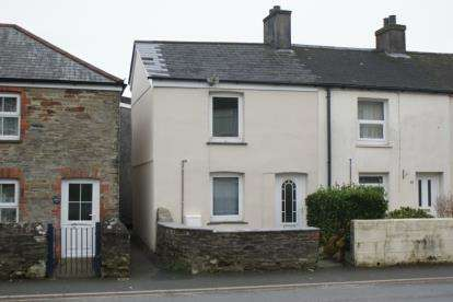 2 Bedrooms End Of Terrace House for sale in Liskeard, Cornwall