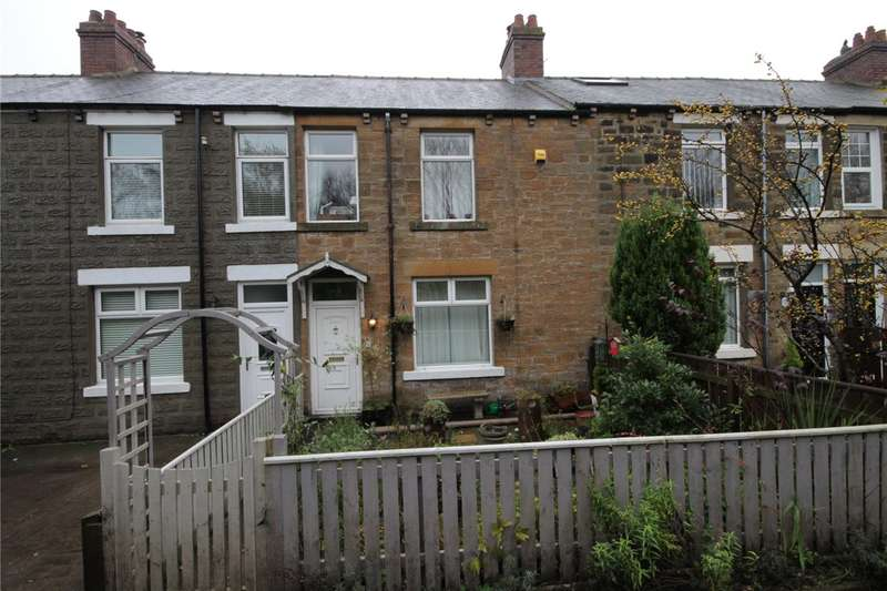 3 Bedrooms Terraced House for sale in St Aidans Crescent, Annfield Plain, Stanley, DH9