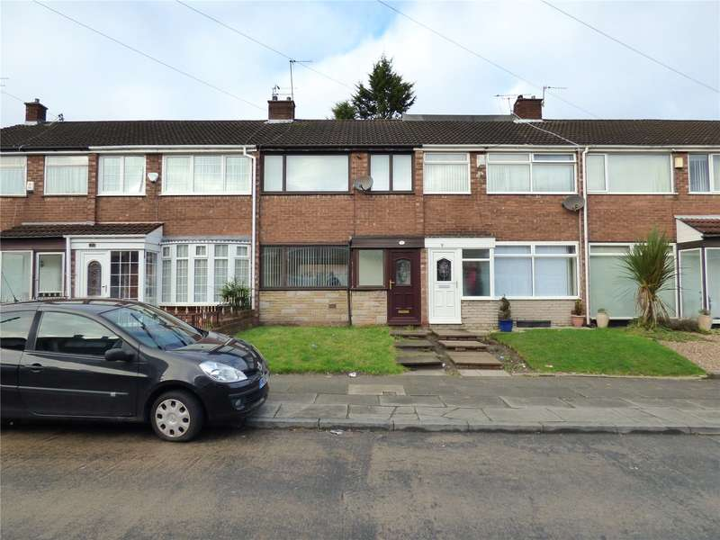 3 Bedrooms Terraced House for sale in Fordlea Road, Liverpool, Merseyside, L12