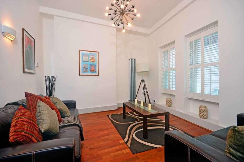 2 Bedrooms Flat for sale in Granville Mansions, Shepherd's Bush, W12