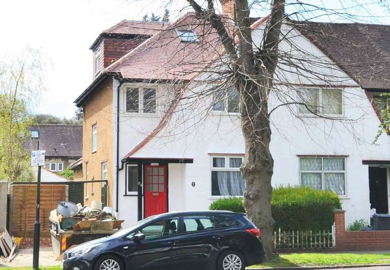 4 Bedrooms End Of Terrace House for sale in Park Drive, London W3 8NB