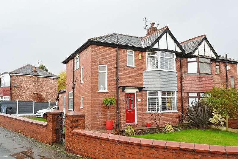 3 Bedrooms Semi Detached House for sale in Ranelagh Road, Swinton