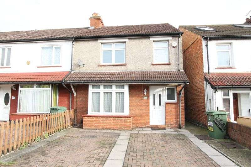 3 Bedrooms Terraced House for sale in Malden Road, Cheam