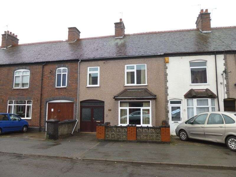 4 Bedrooms Terraced House for sale in Haunchwood Road, Nuneaton