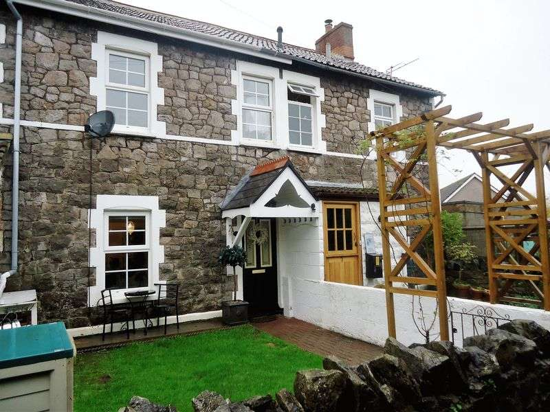 2 Bedrooms Cottage House for sale in Hillgrove Terrace, Weston-Super-Mare