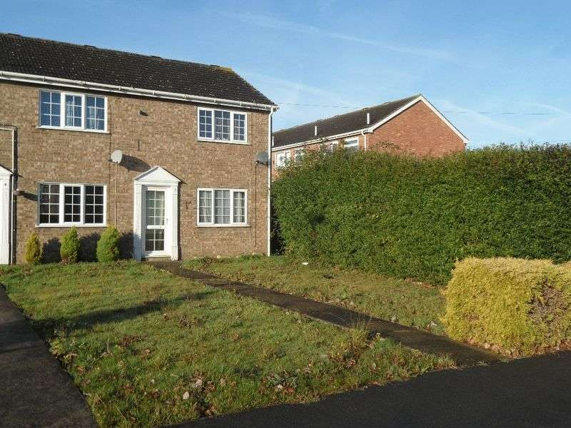 2 Bedrooms Terraced House for sale in St Mary's Avenue, Welton, Lincoln