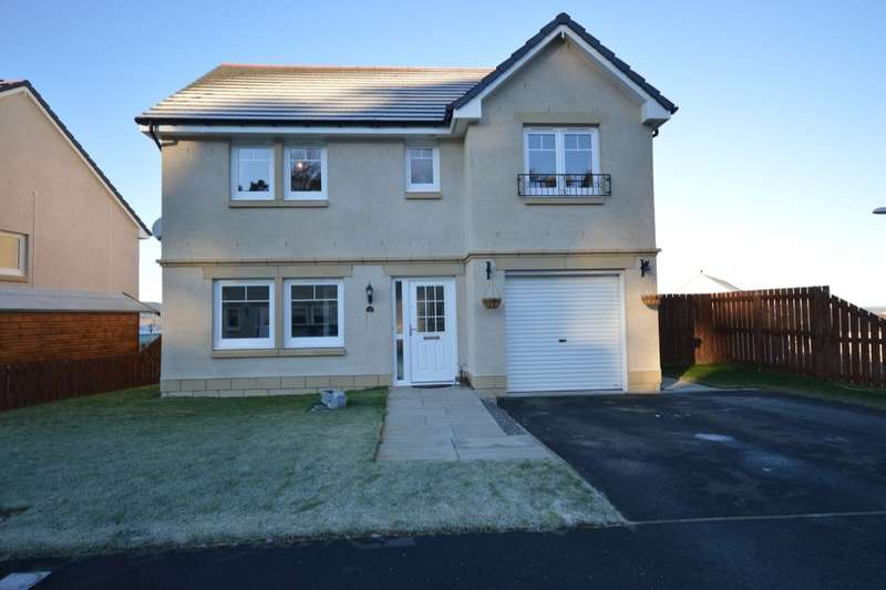 4 Bedrooms Detached House for sale in Orchid Avenue, Culduthel, Inverness, IV2
