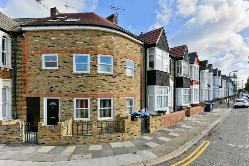 5 Bedrooms Terraced House for sale in Harley Road, Harlesden