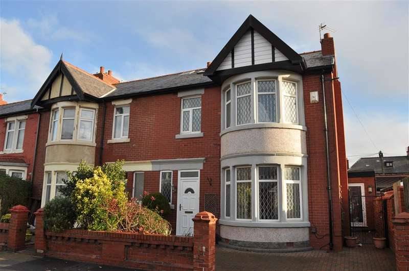 4 Bedrooms End Of Terrace House for sale in Trent Road, South Shore, Blackpool, FY4 1EF