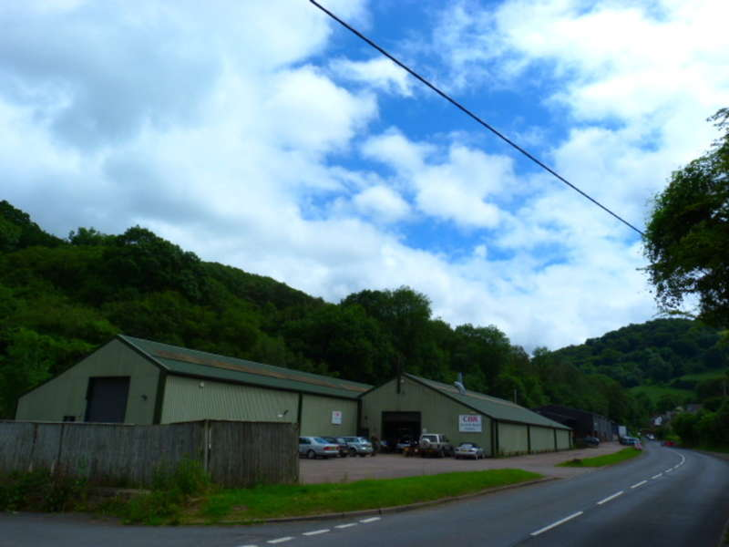 Land Commercial for sale in Central Works, Lower Lydbrook, Lydbrook