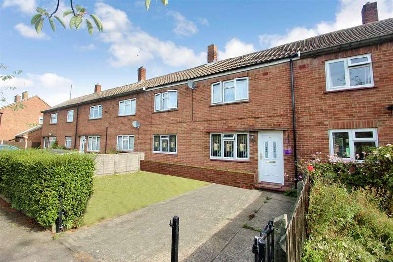 3 Bedrooms Terraced House for sale in Egerton Green Road, Shrub End, Colchester