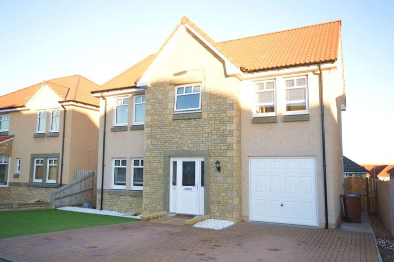 4 Bedrooms Detached House for sale in Inchkeith Crescent, Kirkcaldy, KY1