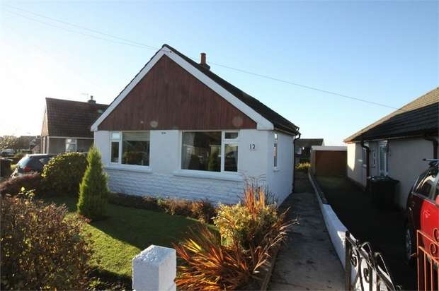 2 Bedrooms Detached Bungalow for sale in Sunnybank Road, Bolton le Sands, Carnforth, Lancashire