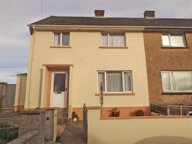3 Bedrooms Semi Detached House for sale in Wesley Place, Trecwn, Haverfordwest, Pembrokeshire