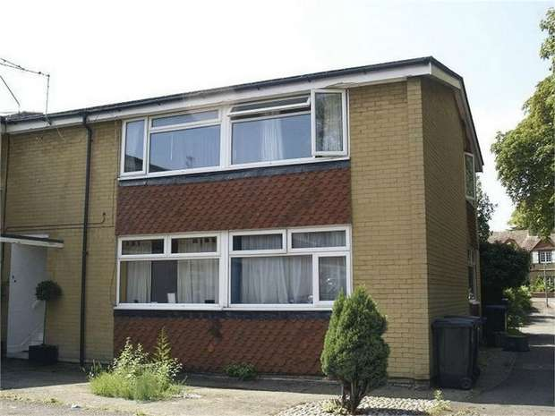 2 Bedrooms Flat for sale in Hazel Mead, Ewell Village