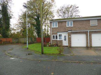 3 Bedrooms Semi Detached House for sale in Primrose Close, Warrington, Cheshire, WA2