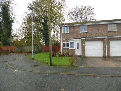 3 Bedrooms Semi Detached House for sale in Primrose Close, Warrington, Cheshire, WA2