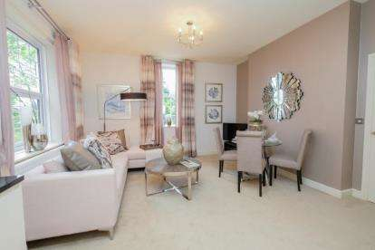 1 Bedroom Flat for sale in Springhill Court, Kidderminster Road, Bewdley