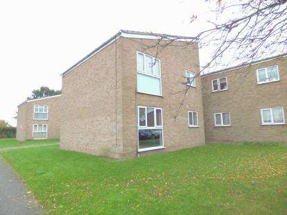 1 Bedroom Flat for sale in Ryland Close, Leamington Spa