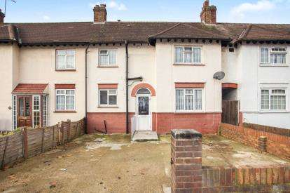 3 Bedrooms Terraced House for sale in Allendale Avenue, Southall, Middlesex