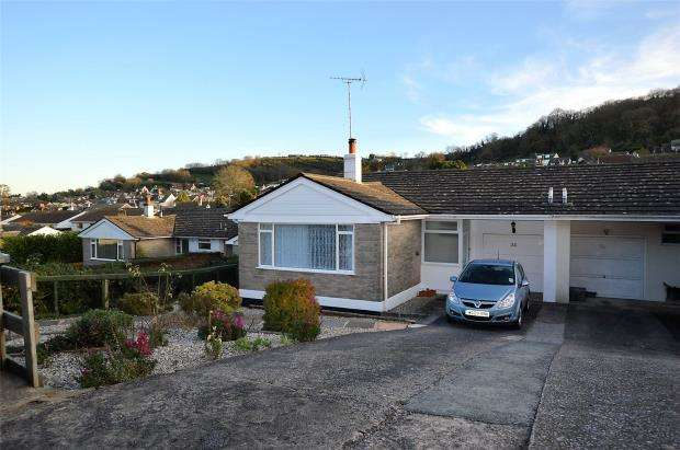 2 Bedrooms Bungalow for sale in Chestnut Drive, Brixham, Devon