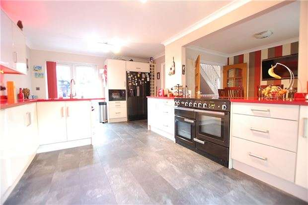 4 Bedrooms Detached House for sale in Coltham Fields, CHELTENHAM, Gloucestershire, GL52 6SW