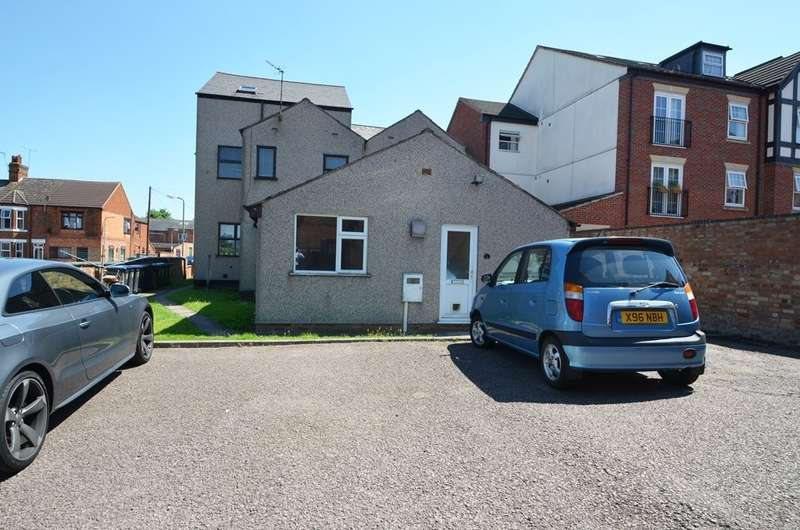 1 Bedroom Maisonette Flat for sale in Bath Street, Rugby