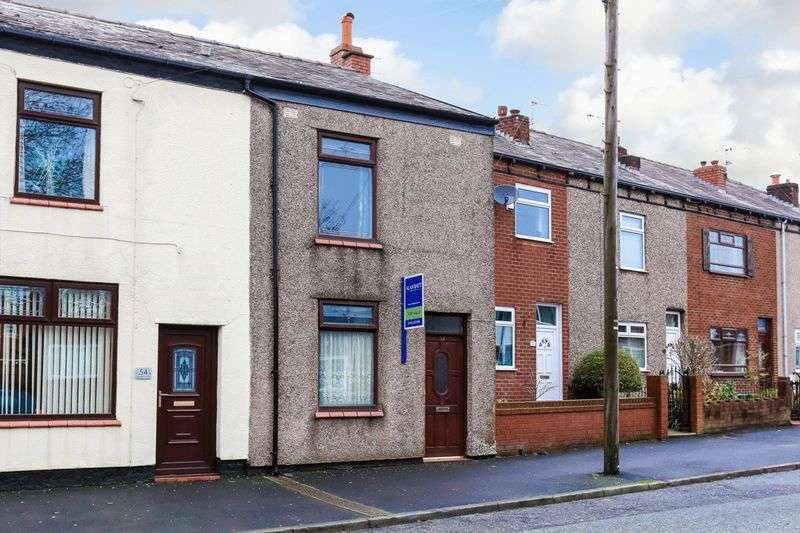 2 Bedrooms Terraced House for sale in George Street, Hindley