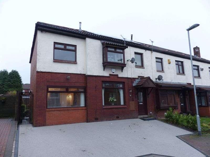 4 Bedrooms Terraced House for sale in Bramble Avenue, Moorside
