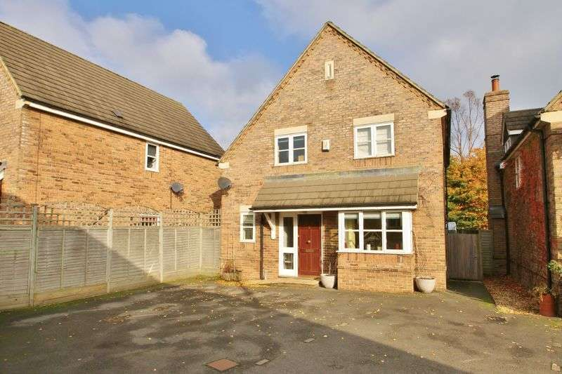 4 Bedrooms Detached House for sale in Ermin Court, Latton, Wiltshire