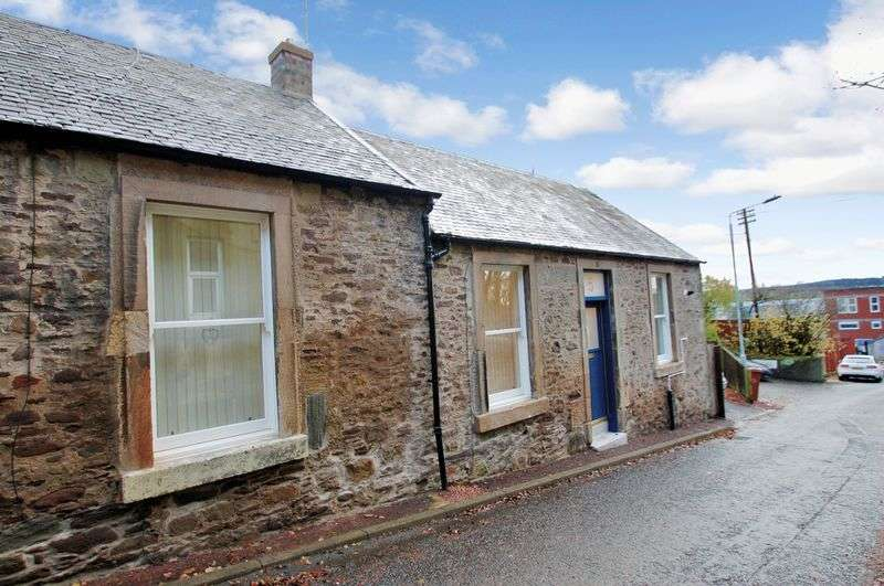 2 Bedrooms Cottage House for sale in Delves Road, Lanark