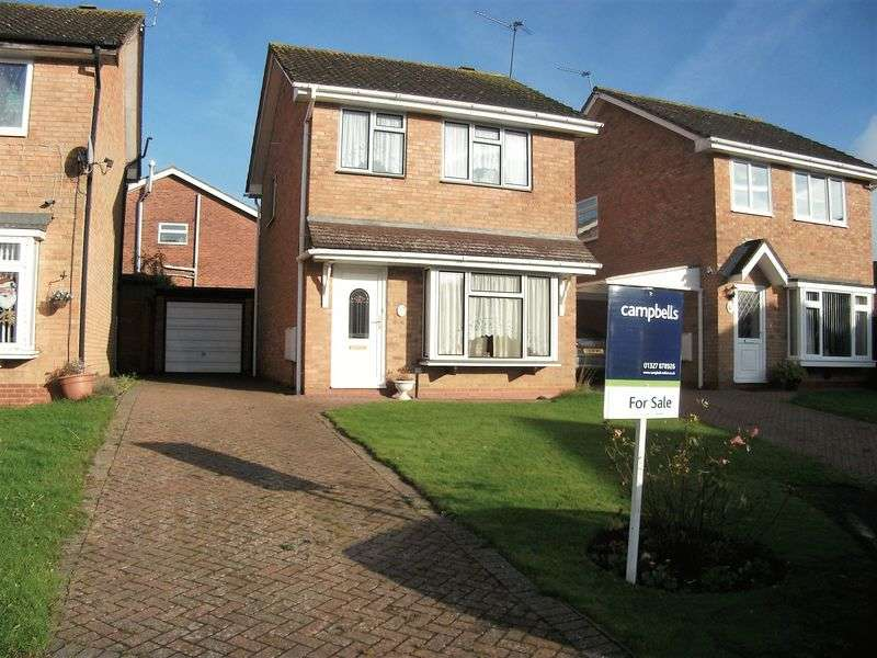 3 Bedrooms Detached House for sale in Merton Road, Daventry, NN11 4RR