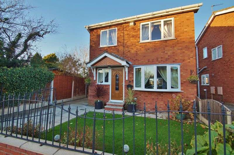3 Bedrooms Detached House for sale in Lancaster Drive, Banks