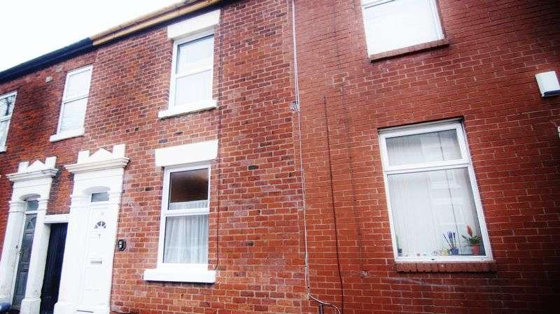 2 Bedrooms Terraced House for sale in Wildman Street, Preston PR1 7QH