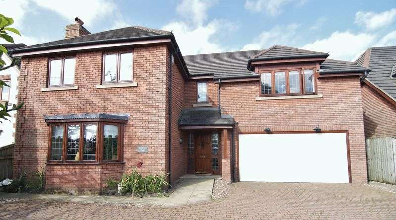 5 Bedrooms Detached House for sale in Catforth Road, Catforth PR4 0HH
