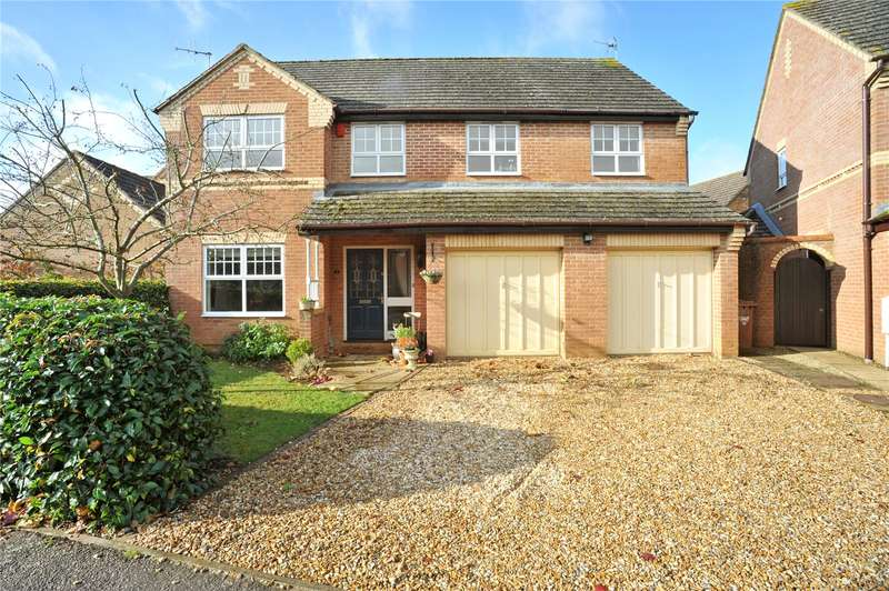 5 Bedrooms Detached House for sale in Gaveston Gardens, Deddington, Banbury, Oxfordshire, OX15